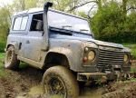 SAFARI SNORKEL za LAND ROVER Defender 90, 110, 130