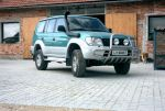 SAFARI SNORKEL za TOYOTA Land Cruiser 90