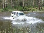 SAFARI SNORKEL za TOYOTA Land Cruiser 80