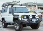SAFARI SNORKEL za TOYOTA Land Cruiser 76/78/79