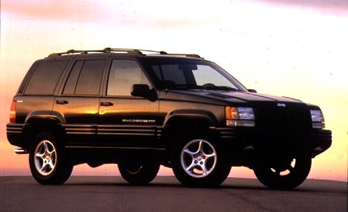 98 jeep grand cherokee mpg